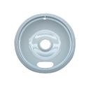 Range Kleen P102W Style A Large Heavy Duty White Porcelain Drip Bowl