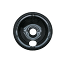 Range Kleen P119 Drip Bowl Porcelain/Black Sm/6