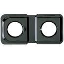 Range Kleen P501 Drip Pan Porcelain/Black 16.6875x8.125