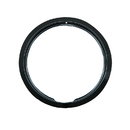 Range Kleen PR8 Style E Large Heavy Duty Black Porcelain Trim Ring
