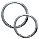 Range Kleen R68U Style E 2-Pack Heavy Duty Chrome Trim Rings