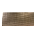 Range Kleen SM820CWR Copperwave Counter Mat 8.5 x 20 inches