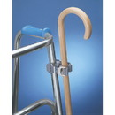 Ableware 703250002 Cane Holder for Walkers/Wheelchairs by Maddak