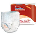 Tranquility 2116 Premium OverNight Pull On diapers (large) 64/Case