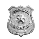 Rothco 1900 Security Guard Badge