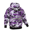 Rothco 2791 Camo Pullover Hooded Sweatshirt