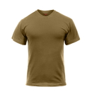 Rothco 2934 Solid Color 100% Cotton T-Shirt