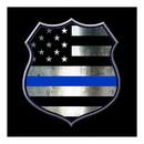 Rothco Thin Blue Line Shield T-Shirt