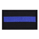 Rothco Thin Blue Line Patch