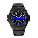 Aquaforce Thin Blue Line Watch