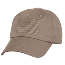 Rothco 4629 Tactical Operator Cap With US Flag