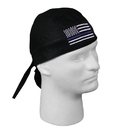 Rothco Thin Blue Line Flag Headwrap