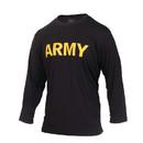 Rothco Long Sleeve Army PT Shirt