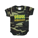 Rothco Infant Drool Sergeant One-Piece