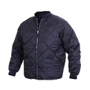 Rothco Diamond Nylon Quilted Flight Jacket