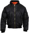 Rothco 7400 Hooded MA-1 Flight Jacket