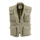 Rothco Deluxe Safari Outback Vest