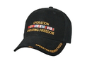 Rothco Deluxe Operation Enduring Freedom Low Profile Cap
