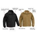 Rothco 96676 Spec Ops Tactical Fleece Jacket