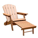 Northbeam ADC0111100910 Faux Wood Adirondack Chair