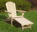 Northbeam ADC0302200000 Adirondack Chair Kit with Pullout Ottoman