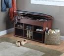 Northbeam BCH0031721800 Wooden Shoe Bench