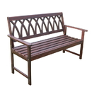 Northbeam BCH0330610810 Criss Cross Garden Bench