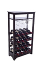 Northbeam WNR0011720800 Brown Wine Rack