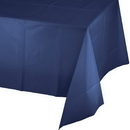Creative Converting 010140LX Navy Tablecover Pl 54