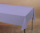 Creative Converting 01250 Luscious Lavender Plastic Tablecover 54 X 108 Solid (Case of 12)