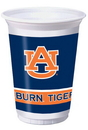 Creative Converting 014830 Auburn 20 Oz. Printed Plastic Cups (Case of 96)