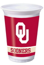 Creative Converting 014844 Oklahoma 20 Oz. Printed Plastic Cups (Case of 96)