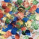 Creative Converting 020235 Confetti, Emb Balloon & Streamer Mix (Case of 12)