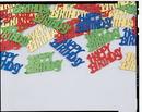Creative Converting 021277 Confetti Happy Birthday Assrt Clrs (Case of 12)