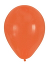 "Creative Converting 041324 Sunkissed Orange 12"" Latex Balloons (Case of 180)"
