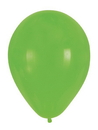 """Creative Converting 041328 Fresh Lime 12"""" Latex Balloons (Case of 180)"""
