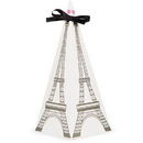 Creative Converting 085584 Party In Paris Favor Box, Cone Shaped, CASE of 96