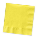 Creative Converting 139180135 Mimosa Luncheon Napkin, 2 Ply, Solid (Case of 600)
