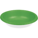 Creative Converting 173123 Fresh Lime Paper Bowls 20 Oz., CASE of 200