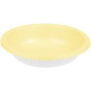 Creative Converting 173264 Ivory Paper Bowls 20 Oz., CASE of 200