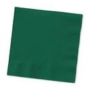 Creative Converting 253124 Hunter Green Beverage Napkin, 2 Ply, Solid Bulk (Case of 1200)