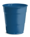 Creative Converting 28113771 Navy Plastic Cups, 12 Oz Solid (Case of 240)