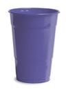 Creative Converting 28115081 Purple Plastic Cups, 16 Oz Solid (Case of 240)