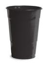 Creative Converting 28134081 Black Velvet Plastic Cups, 16 Oz Solid (Case of 240)