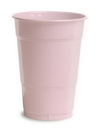 Creative Converting 28158081 Classic Pink Plastic Cups, 16 Oz Solid (Case of 240)
