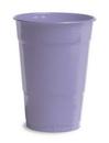 Creative Converting 28193081 Luscious Lavender Plastic Cups, 16 Oz Solid (Case of 240)