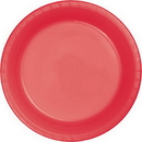 Creative Converting 28314611 Coral Prem Pl Luncheon Plates, CASE of 240