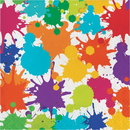 Creative Converting 317267 Art Party Luncheon Napkin (Case Of 12)