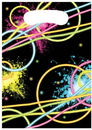 Creative Converting 318141 Glow Party Loot Bag, CASE of 96