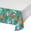 Creative Converting 319998 Aloha Plastic Tablecover, 54
